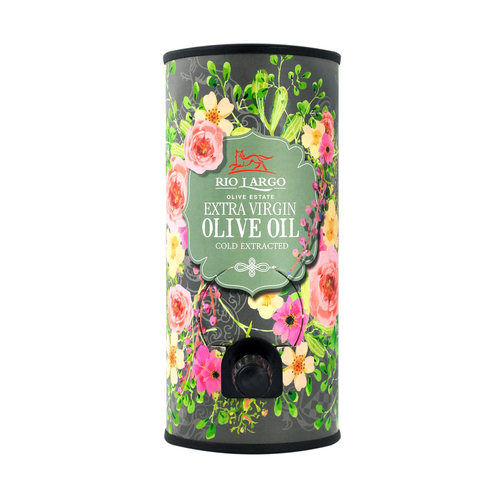 Rio Largo Extra Virgin Olive Oil 1l in a Tube - Belle Fiore