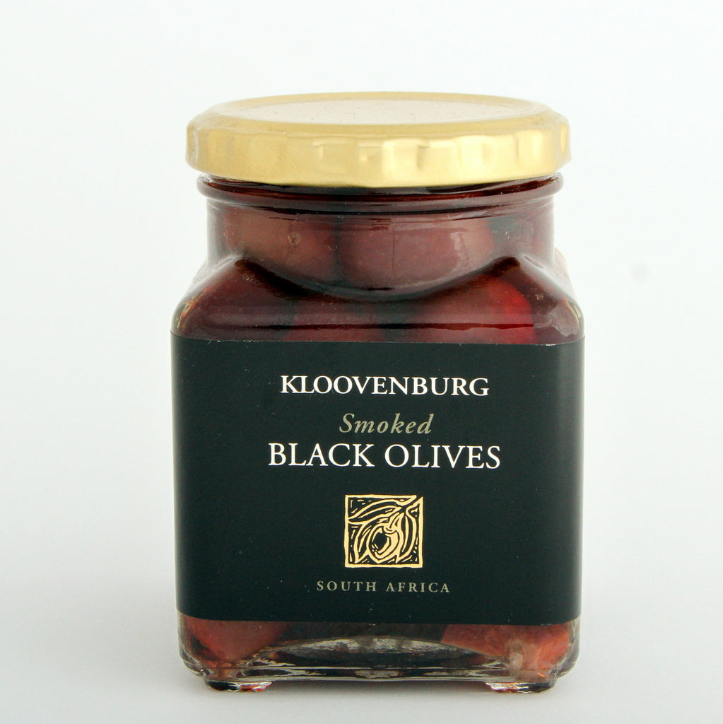 Kloovenburg Smoked Olives
