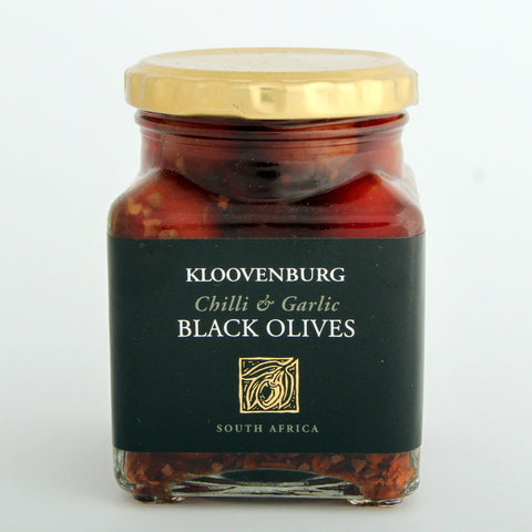 Kloovenburg Chilli & Garlic Olives