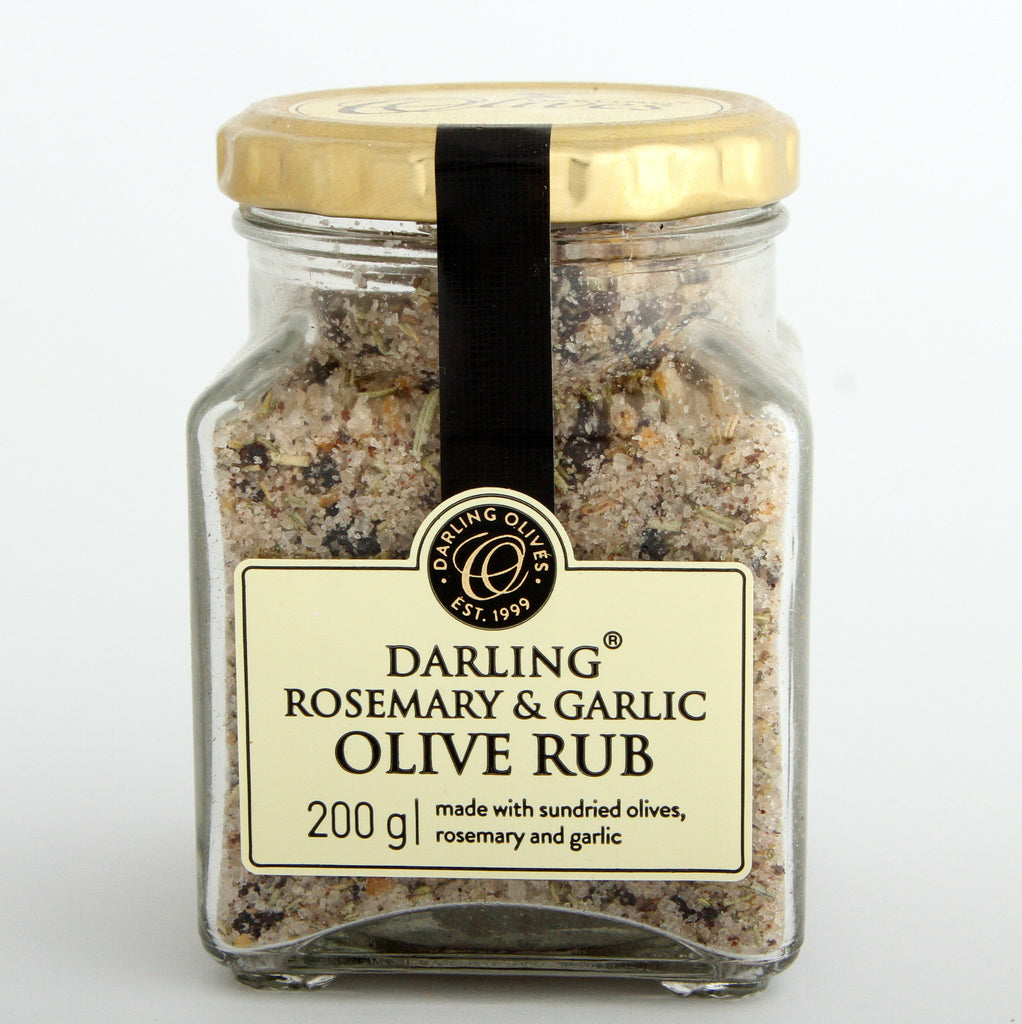 Darling Olive Rub Rosemary & Garlic