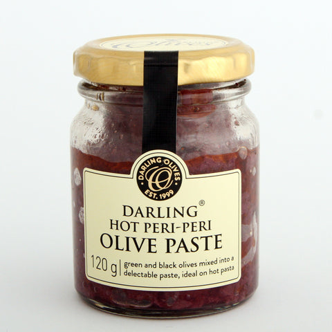 Darling Olive Paste Hot Peri Peri