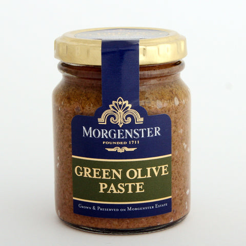 Morgenster Green Olive Paste