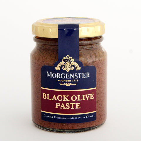 Morgenster Black Olive Paste