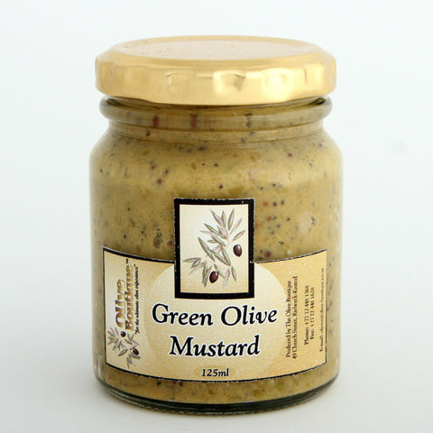 Olive Boutique Green Olive Mustard