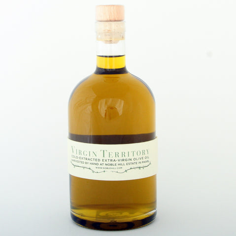 Virgin Territory Extra Virgin Olive Oil 500ml