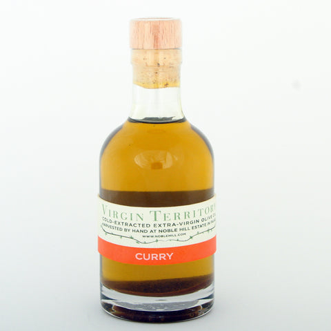 Virgin Territory Curry Olive oil 200ml