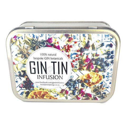 Gin tin - Ingredients
