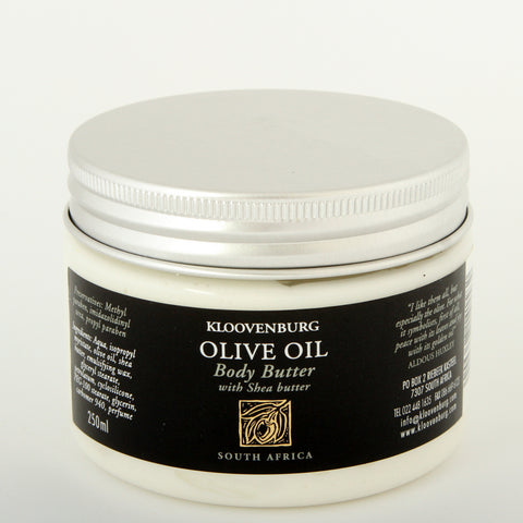 Kloovenburg Olive Oil Body Butter