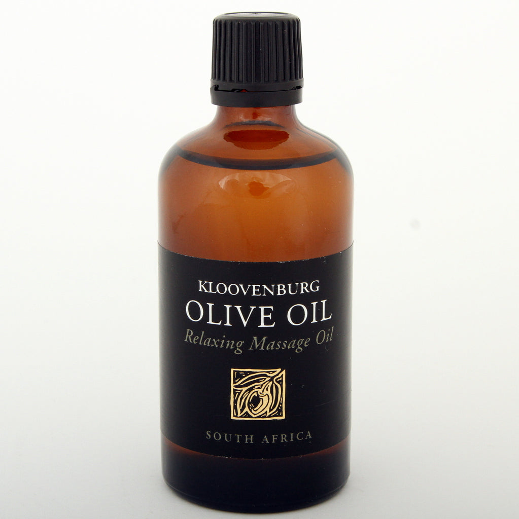 Kloovenburg Olive Oil Relaxing Message Oil