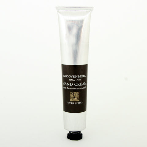 Kloovenburg Olive Oil Hand Cream