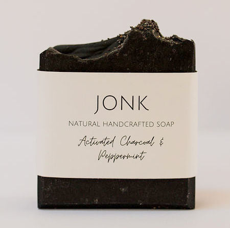 Jonk Activated Charcoal & Peppermint