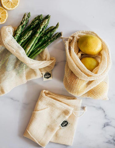 Living Eco Reusable Produce Bags