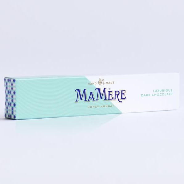 MaMere Luxury Dark Chocolate Nougat 100g