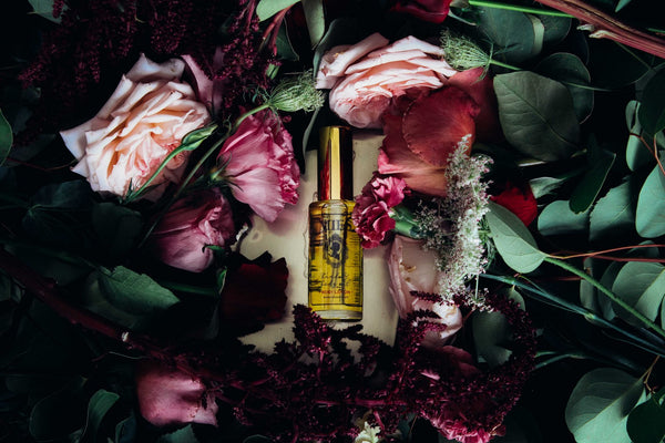 Mies Hand & Body Oil - Rosy Lemon