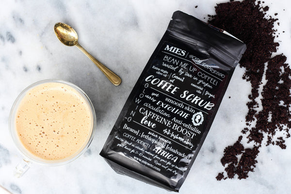 Mies Coffee Scrub