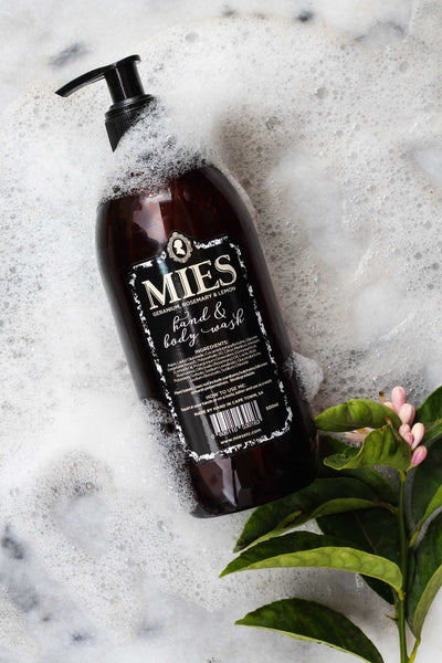 Mies Hand & Body Wash