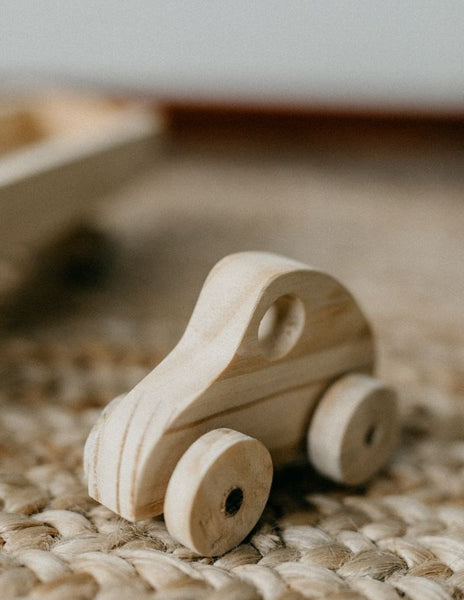 Nanas Wooden toy - Car