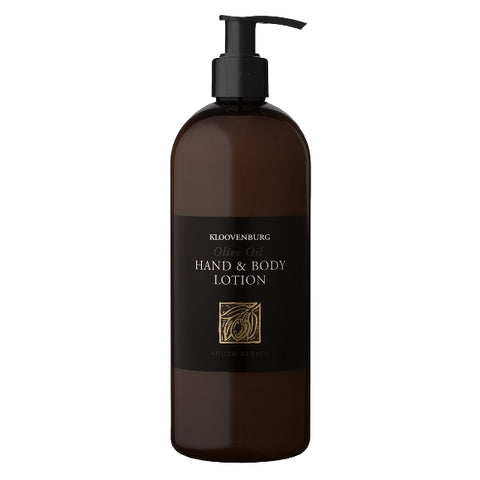 Kloovenburg Olive Oil Body Lotion