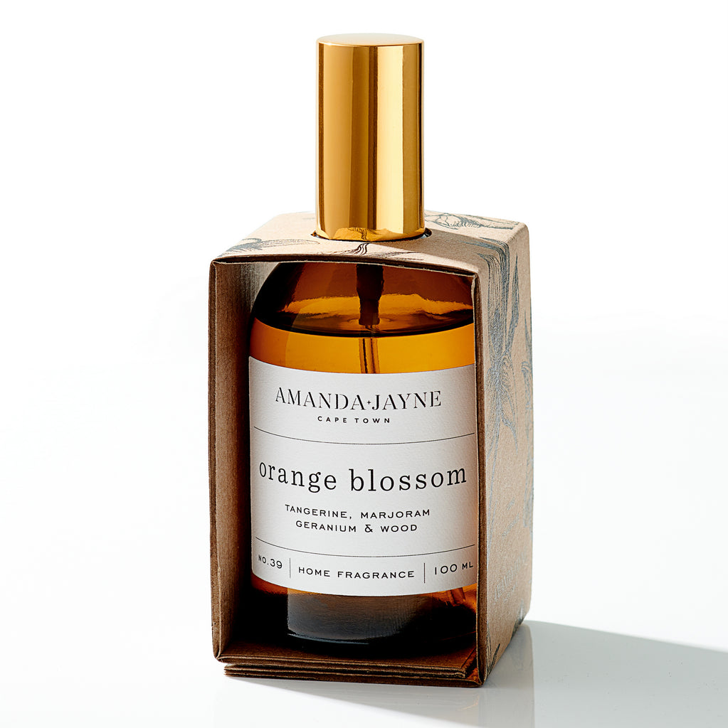 Amanda Jayne Orange Blossom Home Fragrance