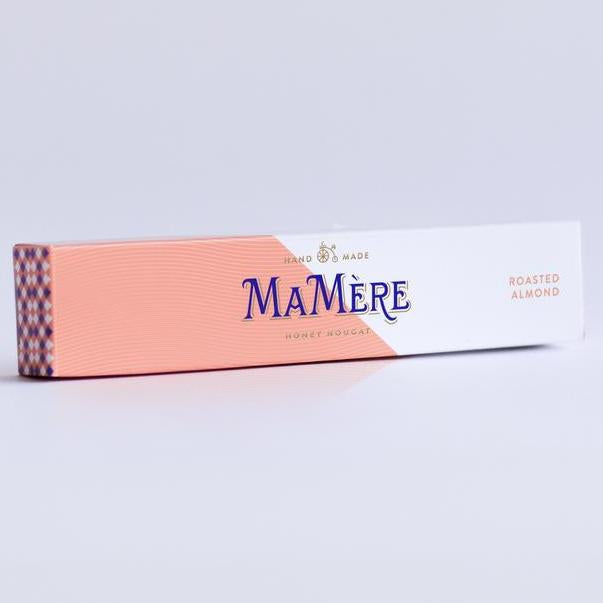MaMere Roasted Almond Nougat 100g