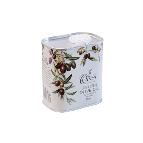 Darling Extra Virgin Olive Oil 250ml in a tin