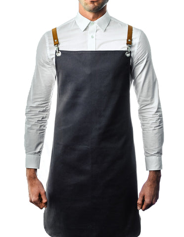 Major John Bull Denim Aprons