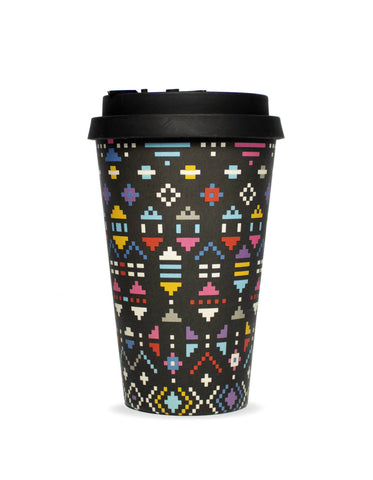 "Wanderland Faatimah Mohamed Luke ""Mother Tongue"" Reusable Coffee Cup"