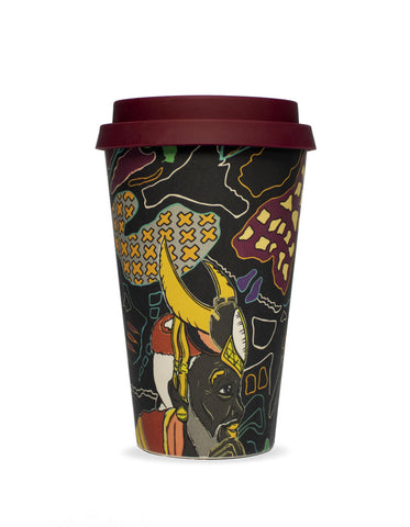 Wanderland Zhi Zulu Mageba Reusable Coffee Cup