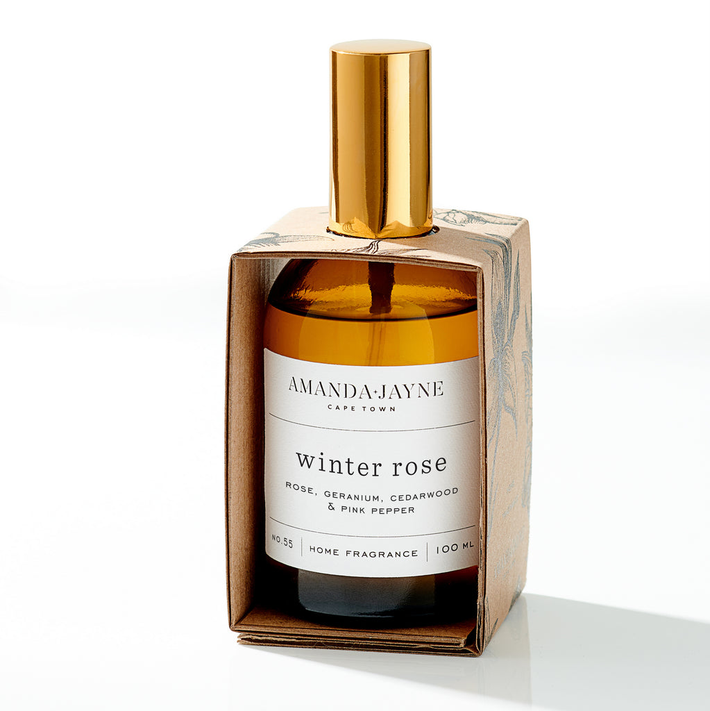 Amanda Jayne Winter Rose Home Fragrance