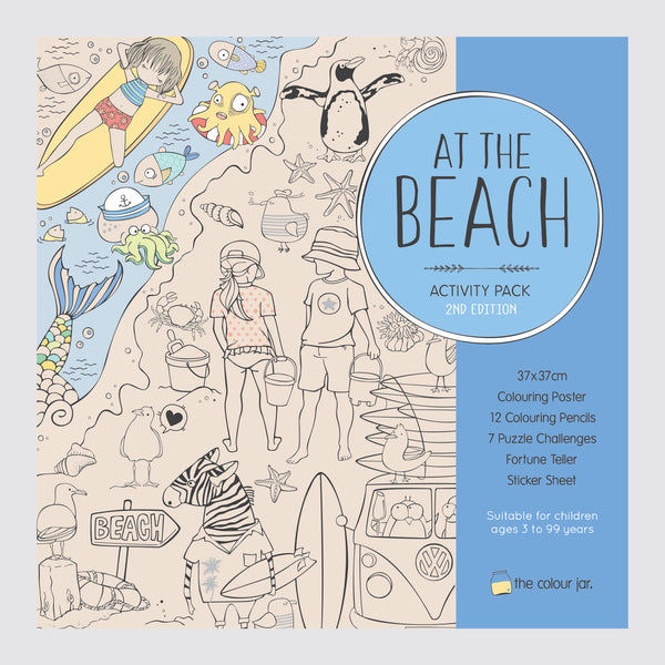 Creative Play ACTIVITY PACK - At the Beach
