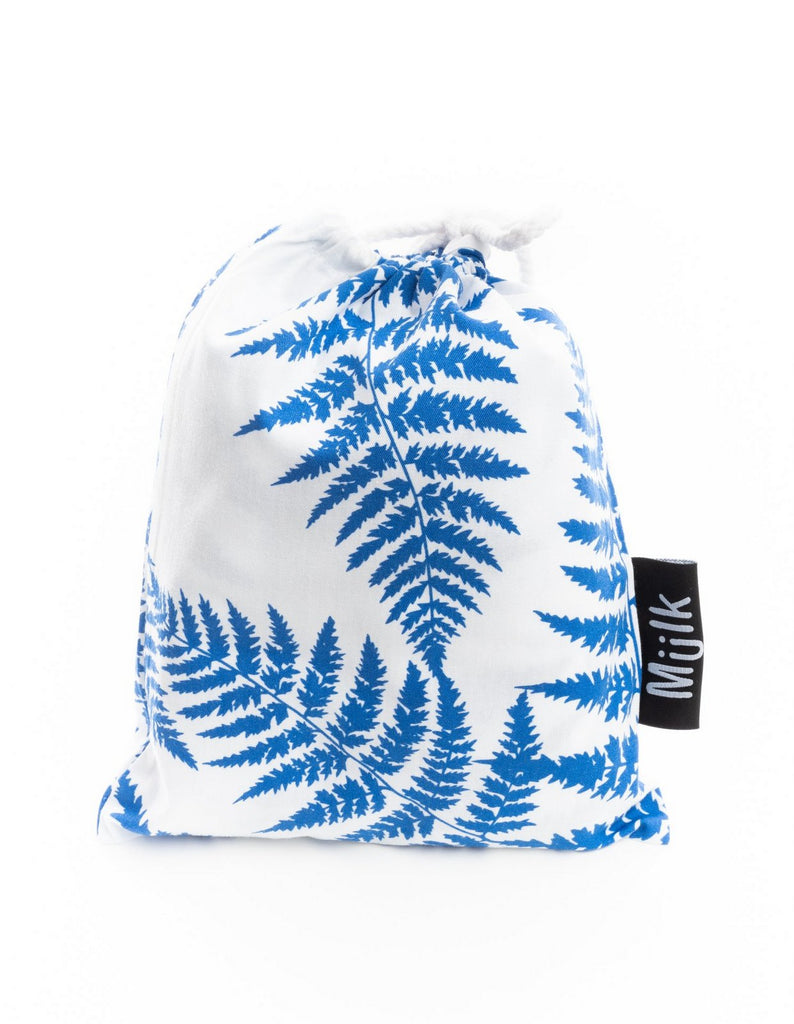 Miilk Blue Fern Muslin