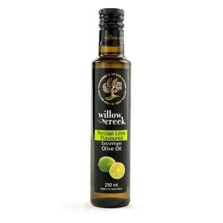 Willow Creek Persian Lime Flavoured Olive Oil 250ml