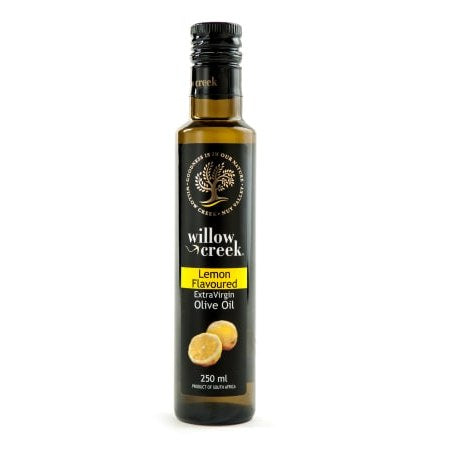 Willow Creek Lemon Flavoured Olive Oil 250ml