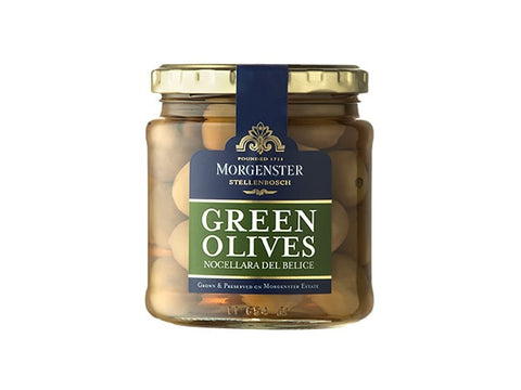 Morgenster Green Nocellara Olives 290g