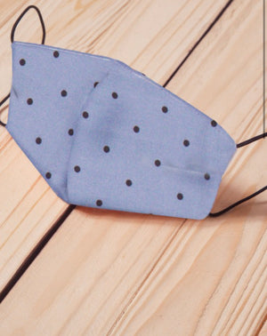 Fashion Polka Dot Mask