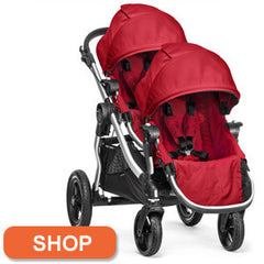 Baby Jogger City Select vs. 2015 UPPAbaby Vista Double Strollers