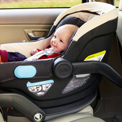 Nuna Pipa Car Seat vs. UPPAbaby Mesa Car Seat