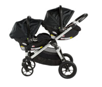 Baby Jogger City Select with two car seats