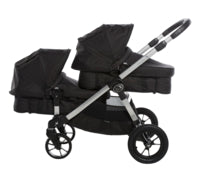 Baby Jogger City Select with two bassinets