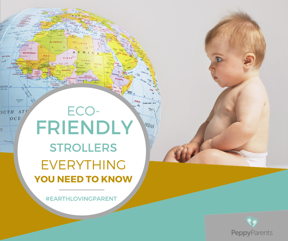 Eco-Friendly Strollers - PeppyParents.com