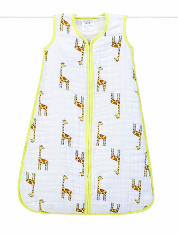 Aden and Anais Four-Layer Cozy Sleeping Bag