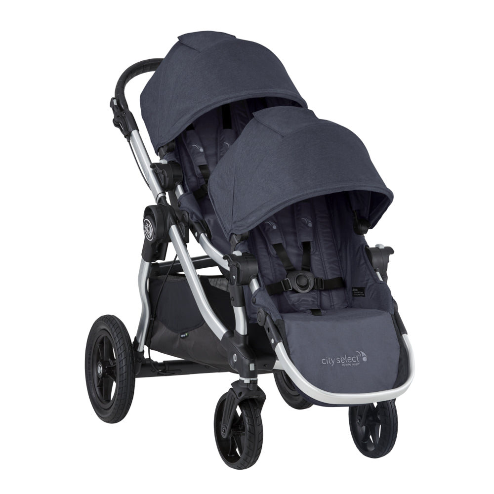 Baby Jogger City Select Double Stroller available at Peppy ...