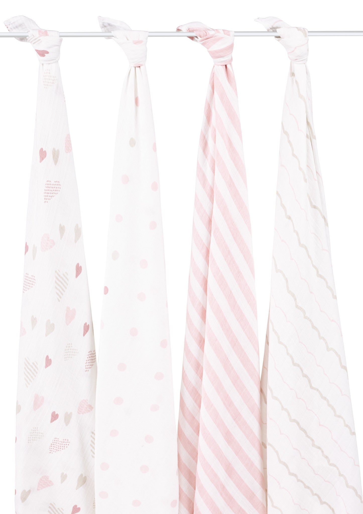 Classic Swaddles 4 Pack Available At Peppyparents Com
