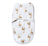 Aden + Anais Double Layer Easy Swaddle - PeppyParents.com  - 1