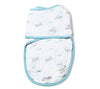 Aden + Anais Double Layer Easy Swaddle - PeppyParents.com  - 2