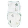 Aden + Anais Double Layer Easy Swaddle - PeppyParents.com  - 3