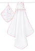 Aden + Anais Hooded Towel and Washcloth Set - PeppyParents.com  - 6
