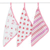 Aden + Anais Washcloth Set - 3 Pack - PeppyParents.com  - 5