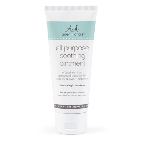 Aden + Anais All Purpose Soothing Ointment - PeppyParents.com