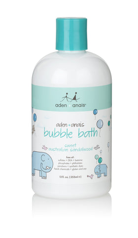 Aden + Anais Bubble Bath - PeppyParents.com